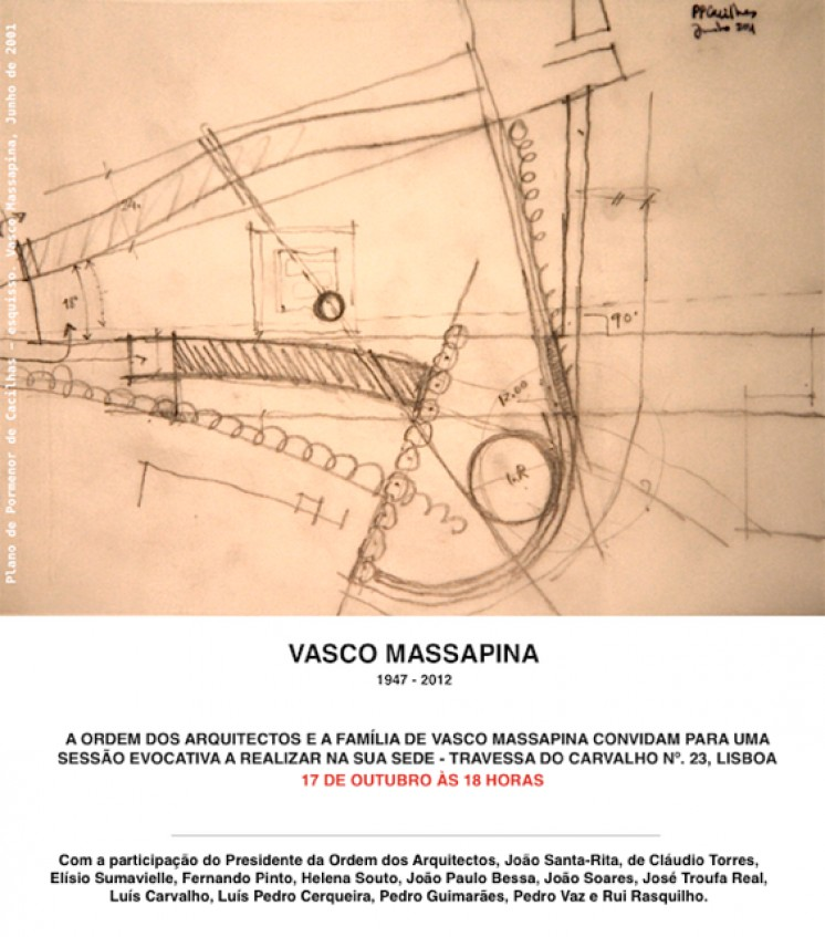 Sessão Evocativa do Vasco Massapina - 209/1957